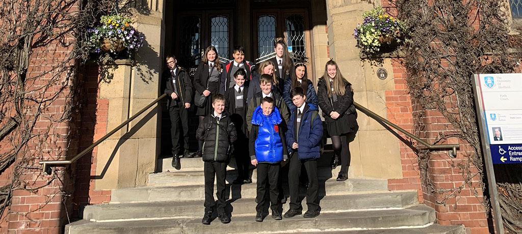 Brilliant Club at Sheffield Uni