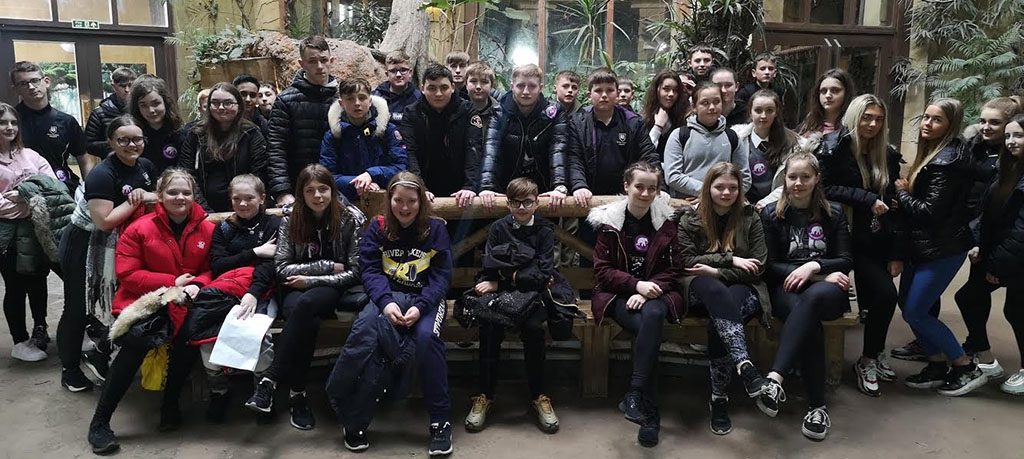 Chester Zoo visit for Science Week