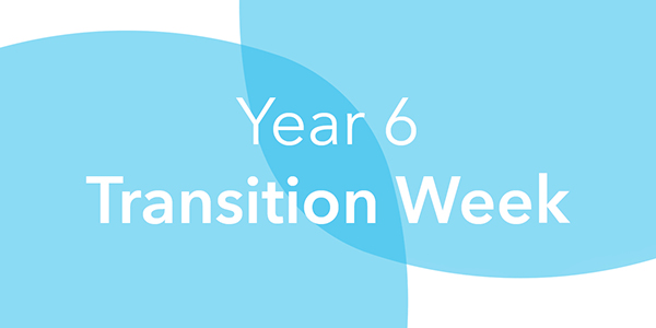 Click here for our Year 6 Transition Week Website