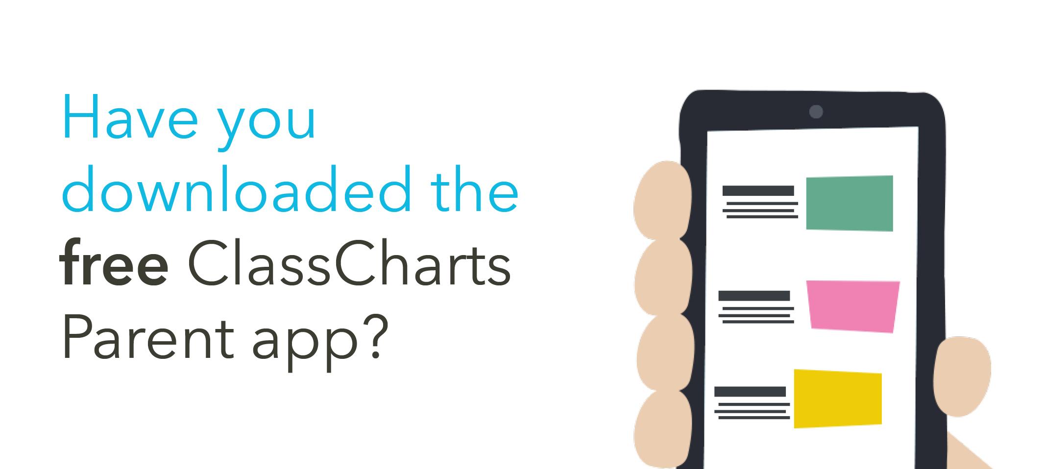 Get the ClassCharts Parent App!