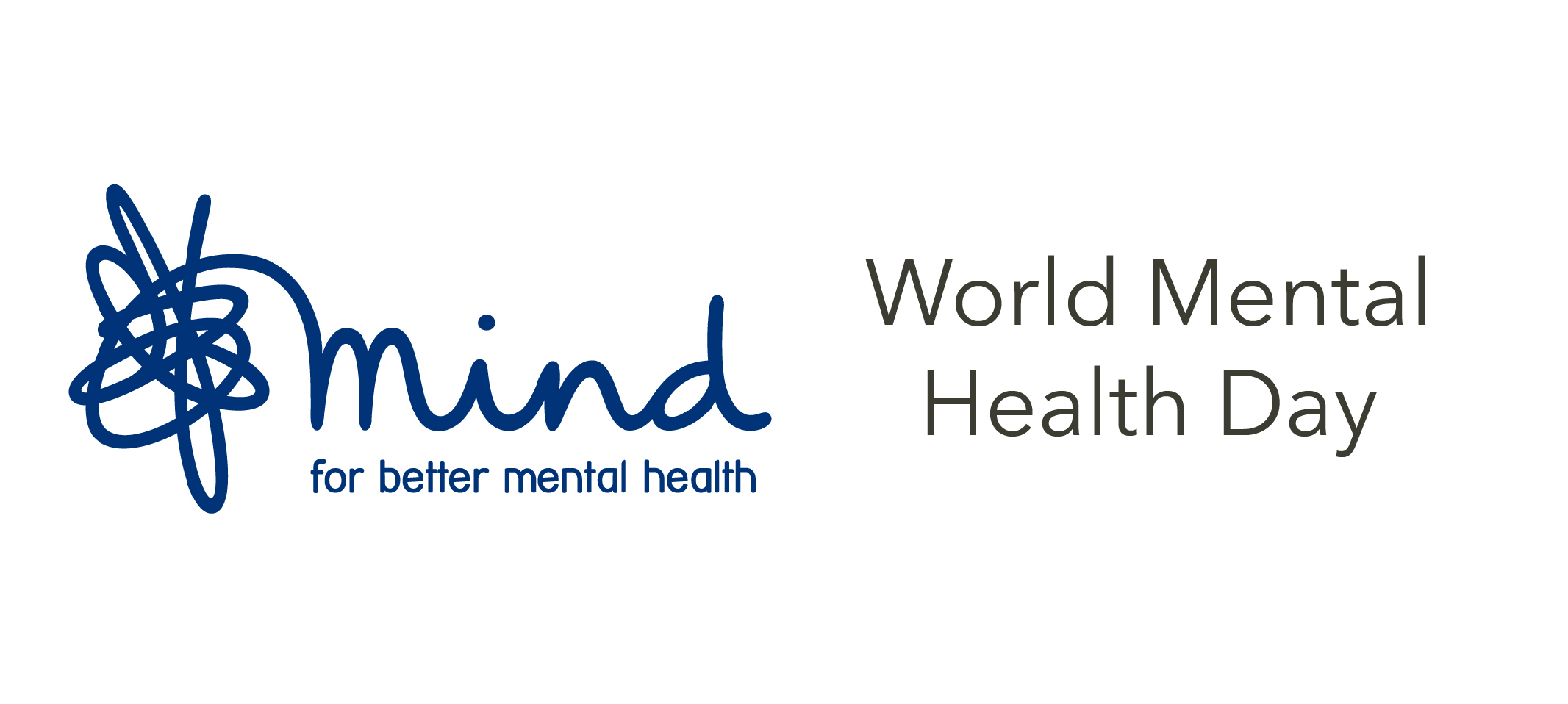 World Mental Health Day- do one thing for better mental health
