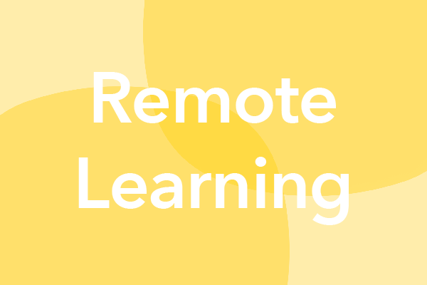 Click here for our Remote Learning Support