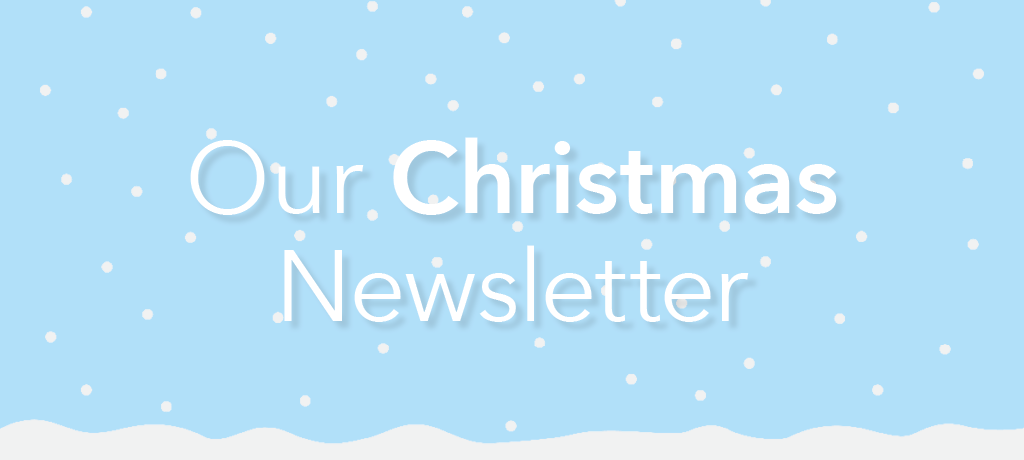 Our Christmas Newsletter