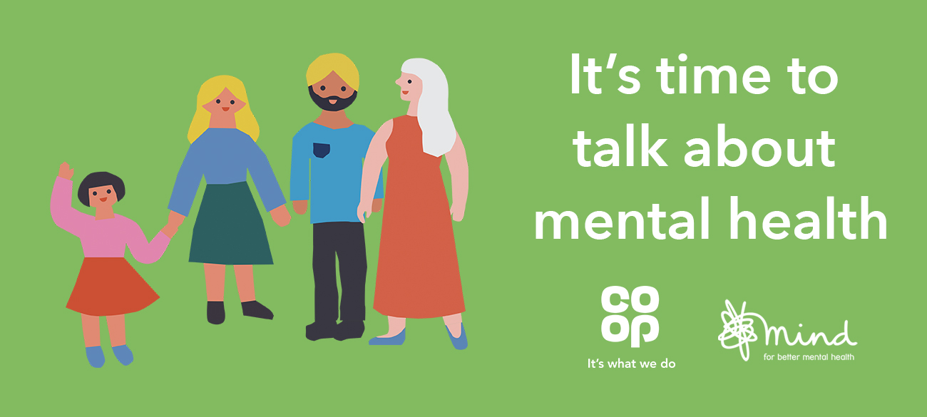 Take part in our Mind Mental Health Survey