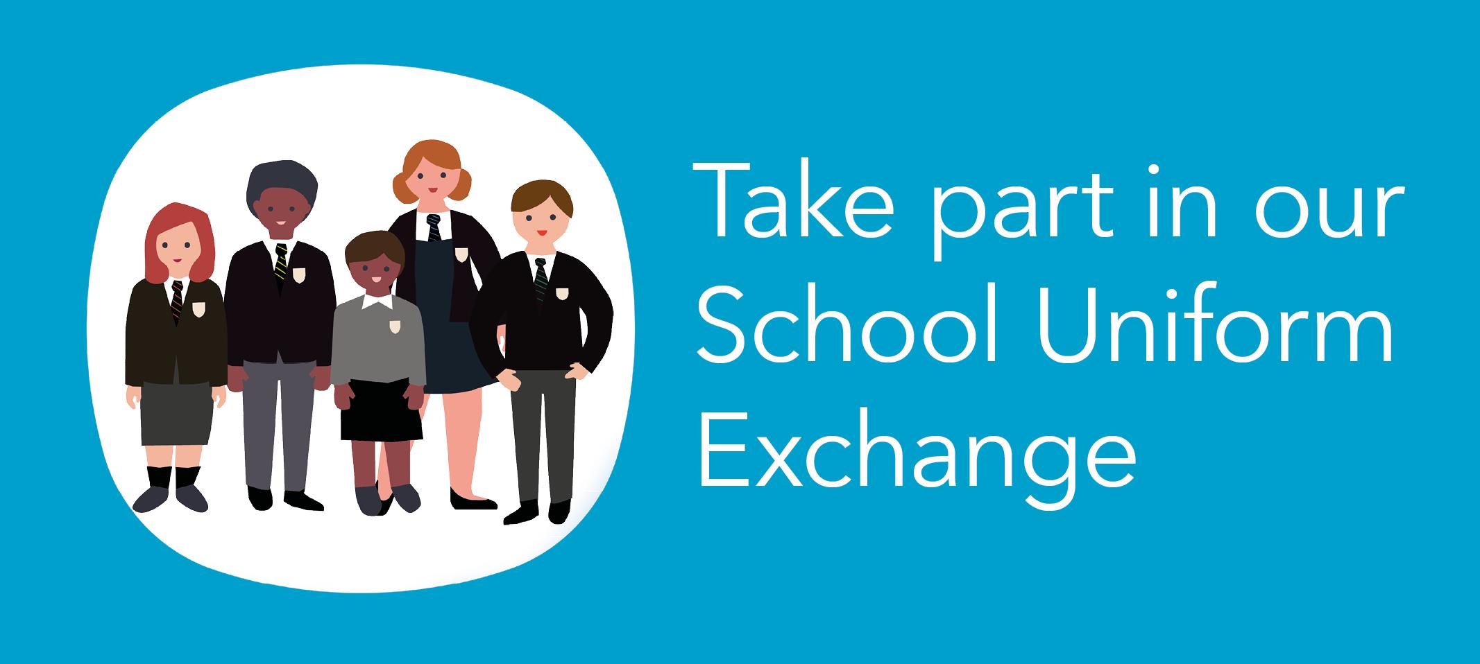 Our new School Uniform Exchange