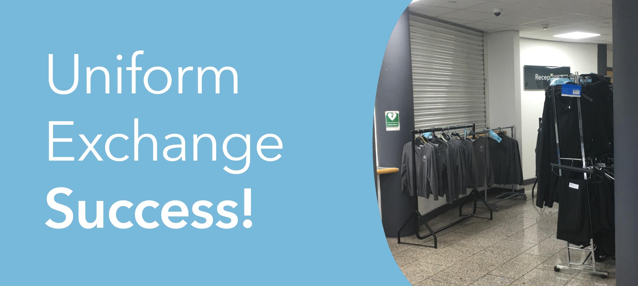 Uniform exchange success thanks to community spirit!